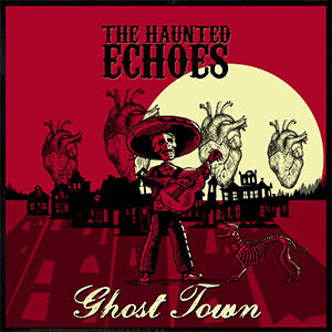 """Ghost Town"" is out now!"