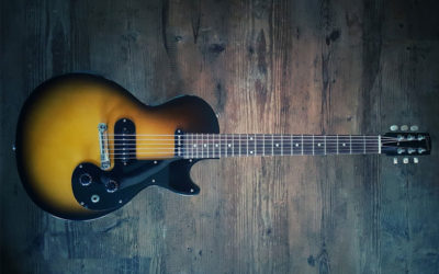 My first Gibson since decades – Melody Maker from 2010